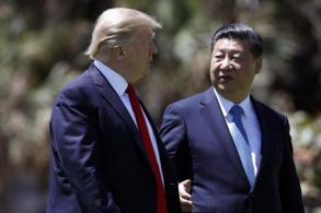 Xi stresses China's concern over N.Korea in talk with Trump