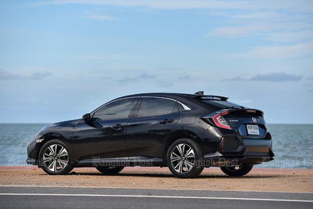 2017 Honda Civic Hatchback Vtec Turbo Review
