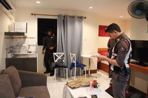 Briton plunges to death from Pattaya guesthouse