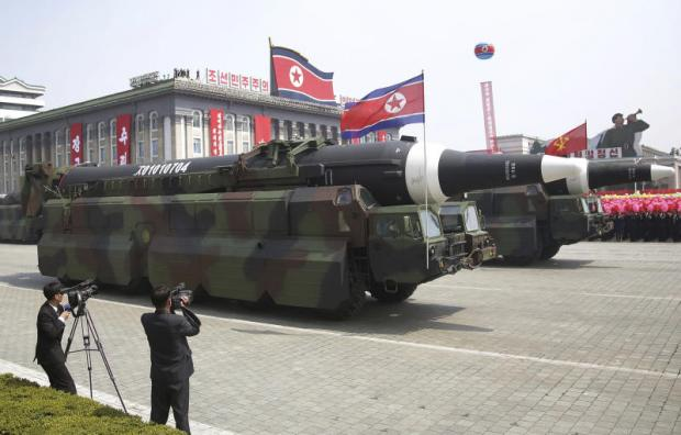 North Korea Decides Against Starting World War III, At Least Today