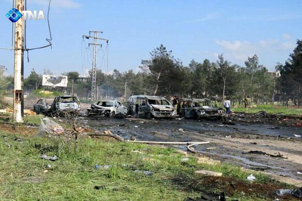 Over 100 killed during Syria population transfer | Bangkok