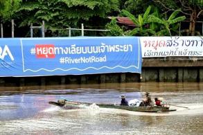 Riverside promenade could  find itself in legal battle