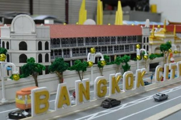 Siam Park to build mini 'Bangkok City'