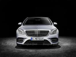 2017 Mercedes-Benz S-Class facelift includes new engines