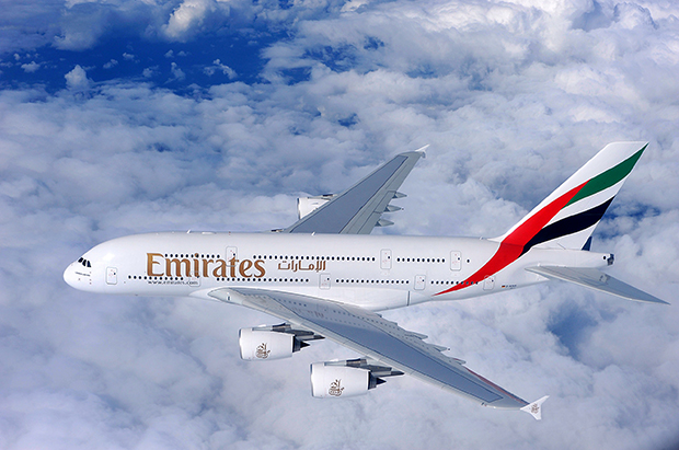 Emirates offers group fares
