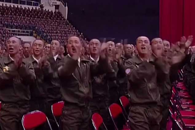 North Korean mock-up video shows missiles blowing up the U.S.