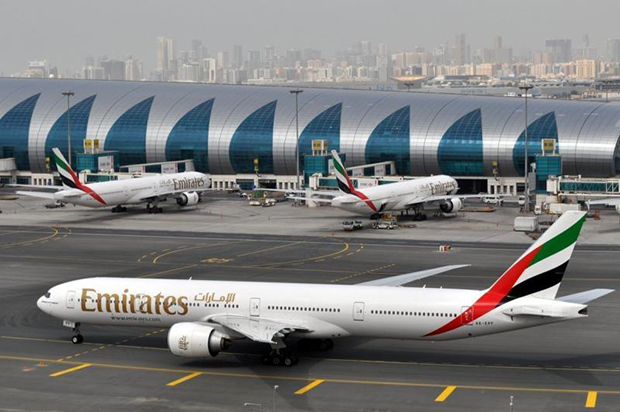 US airlines to benefit as Emirates pares flights on Trump bans