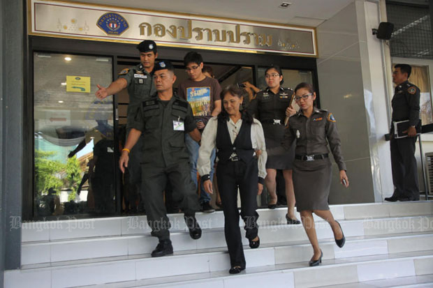 Shogun gang faces more charges, bail denied