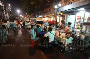 BMA gives reprieve to 2 street food roads