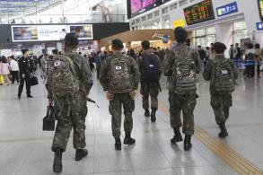 S.Korean army accused of targeting gay soldiers