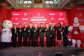 Michelin, TAT plan guide for Bangkok