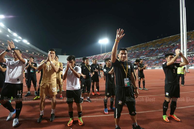 Rajevac seen as top bet for Thailand job