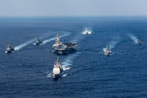 N.Korea 'ready to strike' US aircraft carrier