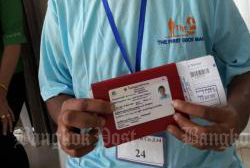 E-work permit smart cards get roll-out