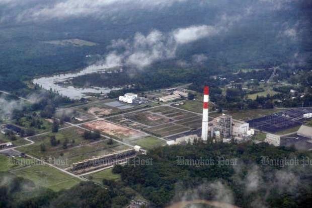 Krabi coal plant up in the air