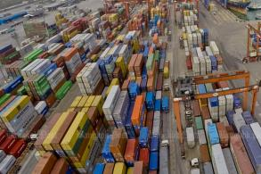 Exports, imports rise sharply in March
