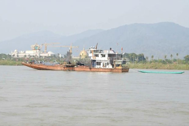 Govt allays concerns over China's Mekong channel