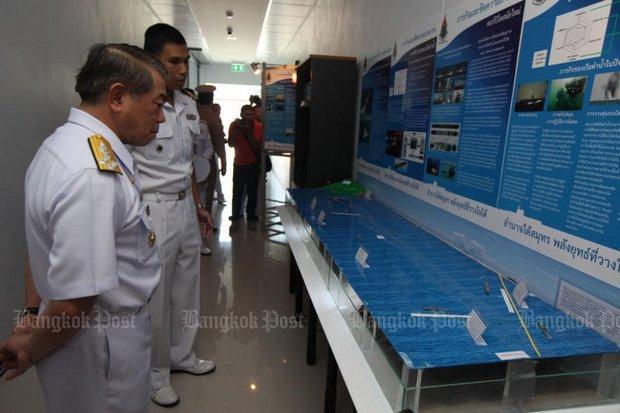 'Secret' submarine buy erodes public trust