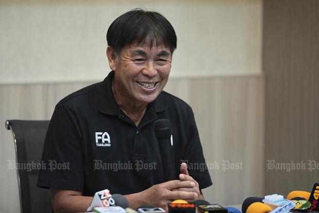 Milovan Rajevac new Thailand football coach