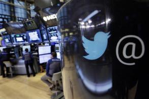 Twitter reports increase in monthly active users