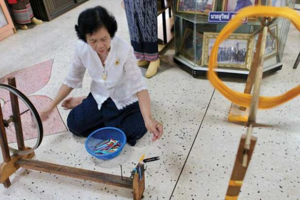 Test Yourself: Queen of Silks | Bangkok Post: learning