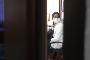 Teacher's aide denies assaulting 2-year-old child