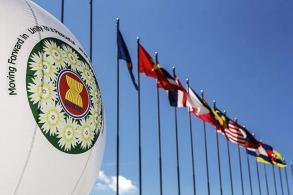 Asean expresses alarm at N.Korean nuclear tests, missiles
