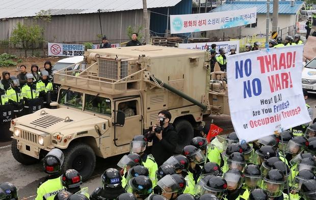 Trump threatens to scrap Korea trade deal | Bangkok Post: news