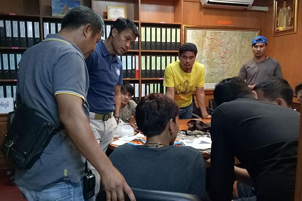Murder suspect 'wanted victim's car for cash' | Bangkok Post: news