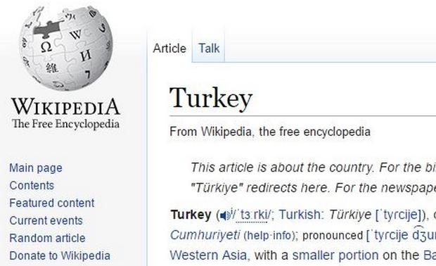 Turkey blocks Wikipedia | Bangkok Post: news