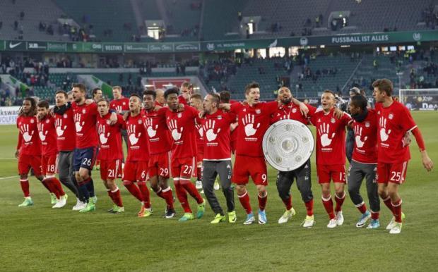 Bayern Munich wins record 5th straight Bundesliga title | Bangkok Post: news
