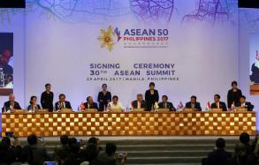 Asean gives Beijing a pass on South China Sea dispute