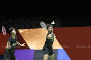 Dechapol, Sapsiree lose in Asia Championships final