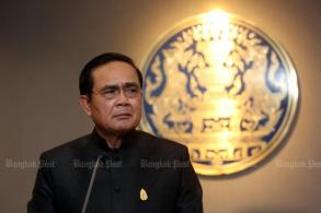 Prayut supports 'constructive' US role in region