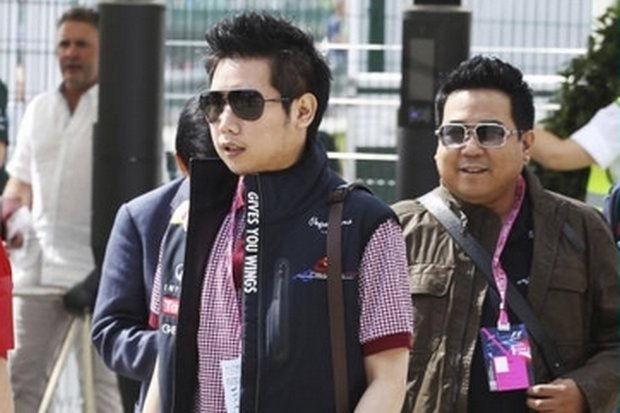 Red Bull scion flees Bangkok with 2 days to spare