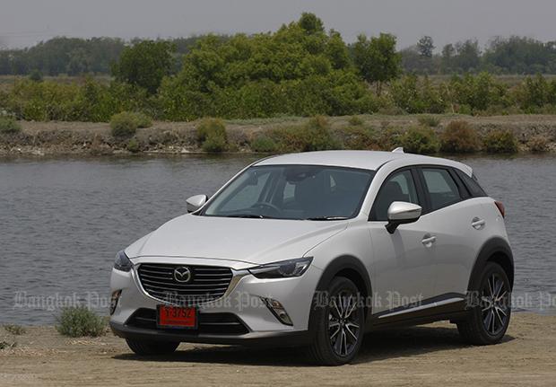 Mazda CX-3 Skyactiv-D (2017) review