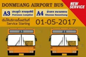 New airport buses off to flying start