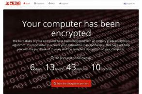 Companies held to ransom as software hacked