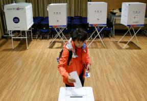 South Korea's election: pivotal issues