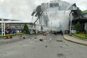Suspect in Pattani superstore bombing arrested
