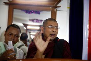 Buddhist hardliners arrested in Yangon