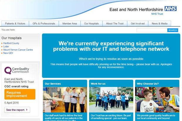 Ransom reportedly demanded in cyberattack on England's health-care system""