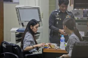 Actress 'Patt' freed on bail, insists she's innocent