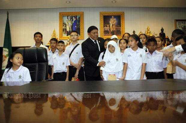BMA targets school upgrade