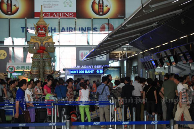 10m Thais to travel abroad in 2020