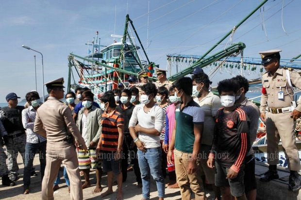 Worker rights abuses at sea still a live issue