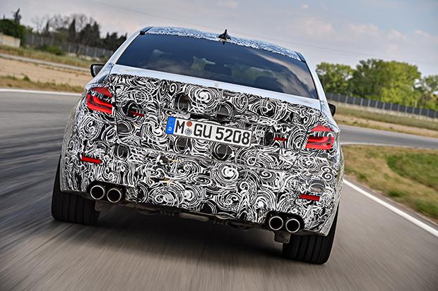 BMW M5 xDrive Coming Soon