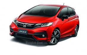 Honda extends RS badge to facelifted Jazz