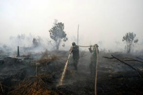 Indonesia promises its neighbours a haze-free year