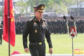 Army chief challenges BRN